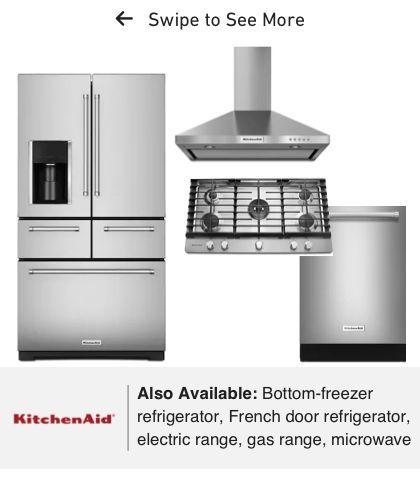 Kitchen Appliance Packages Appliance Bundles At Lowe S In 2020 Kitchen Appliance Packages Kitchen Appliances Appliances