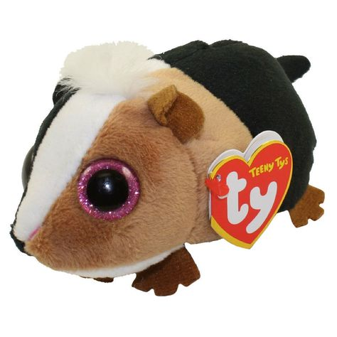 Teeny Tys Stackable Sequin Plush MWMTs LILAC the Cat 4 inch TY Beanie Boos