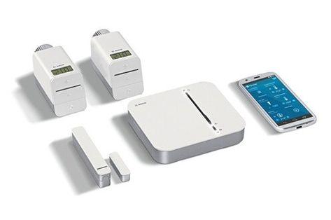 Thermostat Connecte Bosch Kit De Demarrage Climat En 2020 Maison Intelligente Systeme D Et Bosch