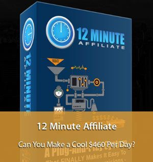 12 Minute Affiliate A Plug And Play System There Are Many Income Opportunities Online And One Of Them Is Affili Affiliate Marketing Affiliate How To Get Rich