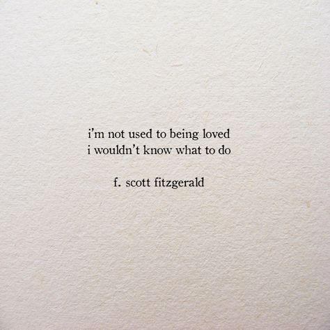 F. Scott Fitzgerald / More Than Just a House