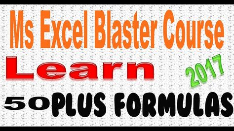 Ms Excel Class 22 Full Course online course time Pinterest