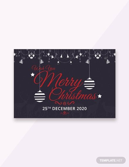 Chalkboard Merry Christmas Greeting Card Template Free Pdf Word Psd Apple Pages Publisher Outlook Merry Christmas Card Greetings Greeting Card Template Christmas Greeting Card Template