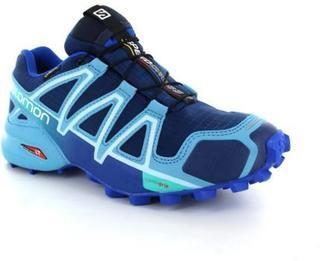 Speedcross 4 GTX Hardloopschoenen Dames blauw | Hiking boots ...