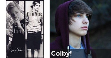 Colby brock tinder profile