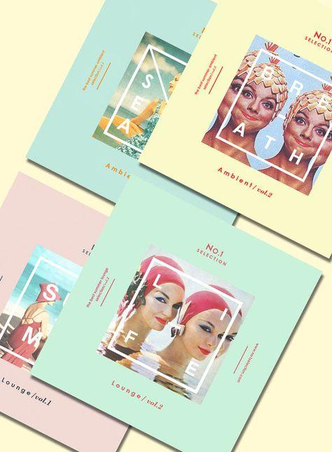 Actualité / Pochettes graphiques autour de Richard Rutledge / étapes: design & culture visuelle