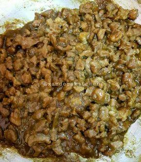 Resep Daging Kecap Buat Isi Bakpao Oleh Xander S Kitchen Resep Resep Daging Resep Ayam Masakan