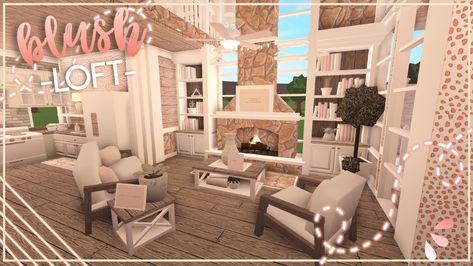 Two Story House Design, Tiny House Layout, Unique House Design, Tiny House Design, House Layouts, Tiny House Bedroom, Loft House, House Rooms, Blush Living Room