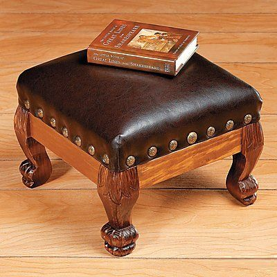 Brown Faux Leather Storage Ottoman Foot Stool Hassock By Coaster Home Furnishings 90 41 Tufted Ottoman Leather Like Ottoman Faux Leather Ottoman Vinyl Ott