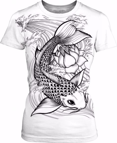 Get Thousands of Koi Fish Drawing Best Tattoo Design Designs With Images and Photos