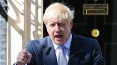 ジョンソン首相に対し、早くも内閣不信任決議案提出の動き。最大野党・労働党のコービン党首は5日、英中部ダービーシャーで記者団に訴え。