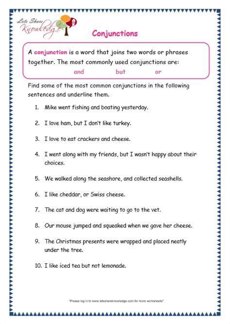 Grammar Worksheets For Grade 3 Post Date 19 Nov 2018 78 Source Http Www Letssharekno Conjunctions Worksheet Adverbs Worksheet Grammar Worksheets Grammar worksheet grade 3