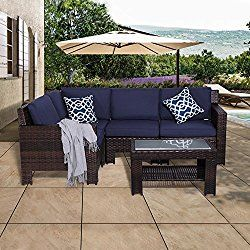 How Cost Outdoor Sectional Furniture Clearance Patio Furniture Patio Sofa Set