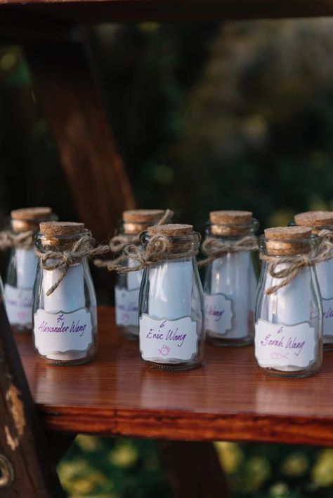 Wedding favors #weddingfavors #weddingfavorsforguests #weddingfavorideas #weddingfavorsforguestselegant