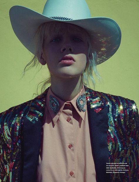 Cowboy song (Numéro France)