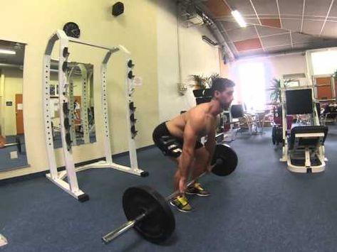 Prise De Muscle Sec Un Programme De Musculation Complet Programme Musculation Exercice Musculation Dos Programme De Musculation Complet