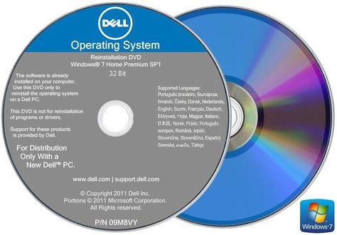Microsoft Windows 7 Home Premium 32 Bit Operating System, DVD and Hardware…
