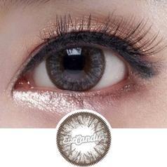 Geo Grang Grang Big Grey Colored Contacts Circle Lenses Eyecandy S Circle Lenses Colored Contacts Circle Contact Lenses