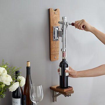 Wall Mount Wine Barrel Bottle Opener Wine Bottle Opener Wine Barrel Wine Bottle Opener Wine Bottle