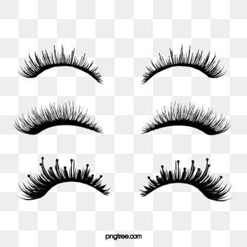 Hand Drawn Black Curled Thick Eyelashes Combination Eyelash Clipart Black Eyelash Png Transparent Clipart Image And Psd File For Free Download How To Draw Hands Thicker Eyelashes Eyelashes