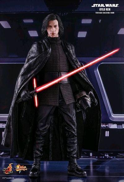 Star Wars Kylo Ren Episode Viii The Last Jedi 12 1 6 Scale Action Figure In 2020 Star Wars Kylo Ren Star Wars Toys Kylo Ren