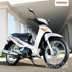 Honda Cubs Gr 2014 Honda Innova125i Wave110i
