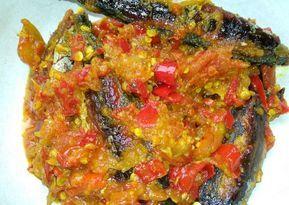 Resep Sambal Ikan Kranjang Oleh Oniek Jj Resep Memasak Makanan Resep