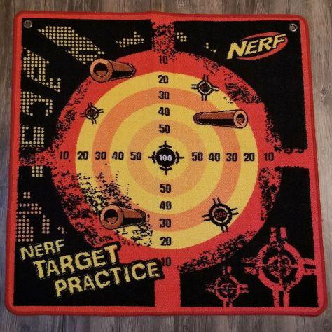 photograph regarding Nerf Target Printable called Checklist of Pinterest nerf gun plans printable photographs