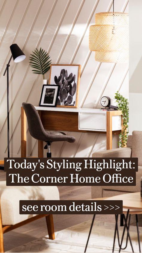 Home Office Décor Ideas l Home Cloffice