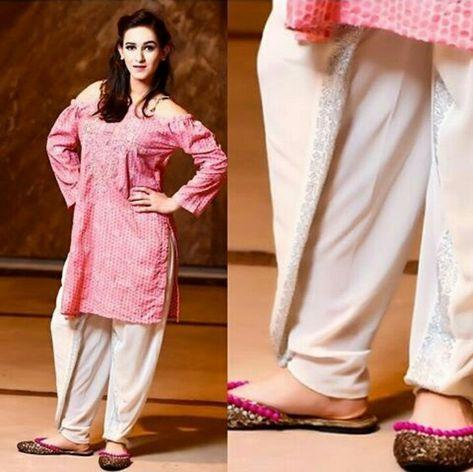 Latest Trends Of Tulip Pants In Pakistan 2019