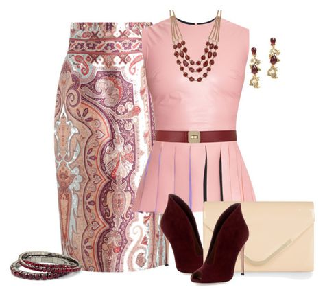 A fashion look from September 2015 featuring sleeveless tops, Zimmermann and heeled booties. Browse and shop related looks. Fashion Terms, Work Fashion, Fashion Outfits, Womens Fashion, Classy Outfits, Stylish Outfits, Lucky Brand, Chic Fashionista, Fashion Books
