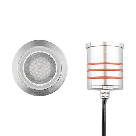 Wac Lighting 2022 30 Wac Landscape Louvered 2 In 12v Round Led Indicator Light 3000k Wac Lighting Led Lights Indicator Lights