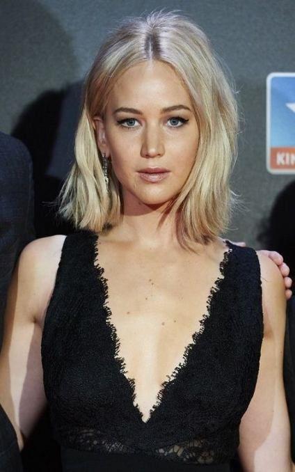 Trendy Hair Short Styles Blonde Jennifer Lawrence Ideas Jennifer Lawrence Hair Short Hair Styles Jennifer Lawrence Blonde