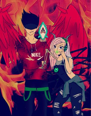 Inquisitormaster And Alex Black Anime My Pictures Life Pictures