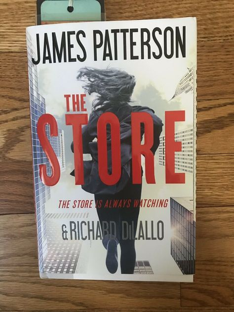 The Store James Patterson Hardcover 2018 James Patterson