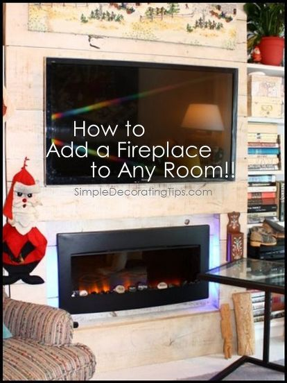 Diy A High End Look With An Inexpensive Fireplace Wood