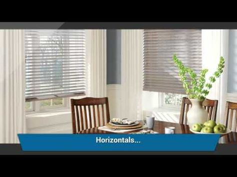 We offer a full range of custom window treatments.