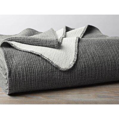 Coyuchi Cozy Cotton Blanket Size Full Queen Color Charcoal In 2020 Cotton Blankets Cotton Baby Blankets Cozy Blankets