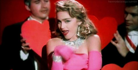 Time Is Money And The Money Is Mine Madonna 1986 Madonna
