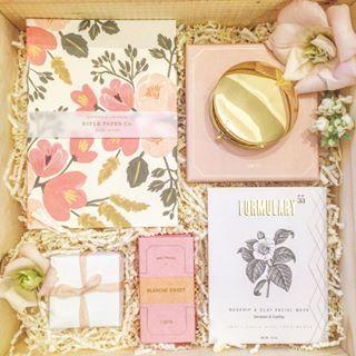 Loved And Found Box Bridesmaid Gift Bridesmaid Gift Box Bridesmaid