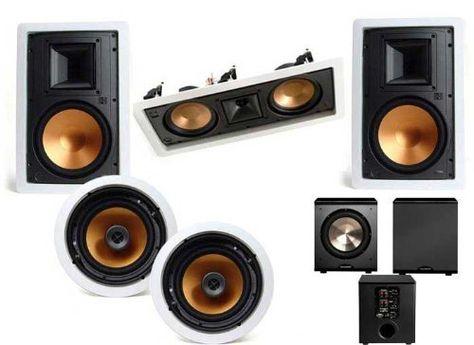 Brand New Klipsch R-5650-W II In-Wall Speaker