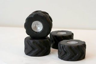 How to make tires