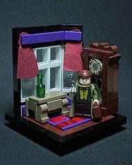 Lego Clue Vignettes レゴ と クリエイト