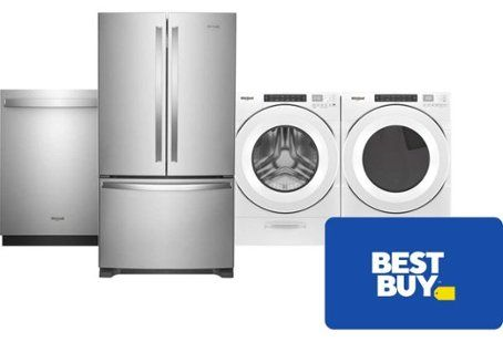 Washer Dryer Refrigerator Dishwasher And Gift Card Appliance