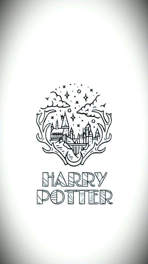 Harry Potter Typography