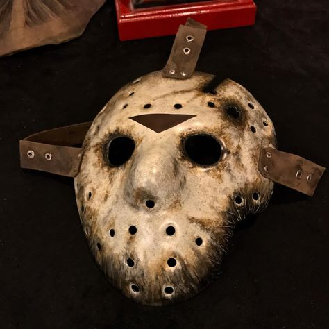 horror Jason goes to hell hock is...
