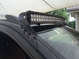 Addictive Desert Designs Light Bar Roof Mounts 2015 Ford F 150 Bar Lighting Ford F150 Ford Ranger