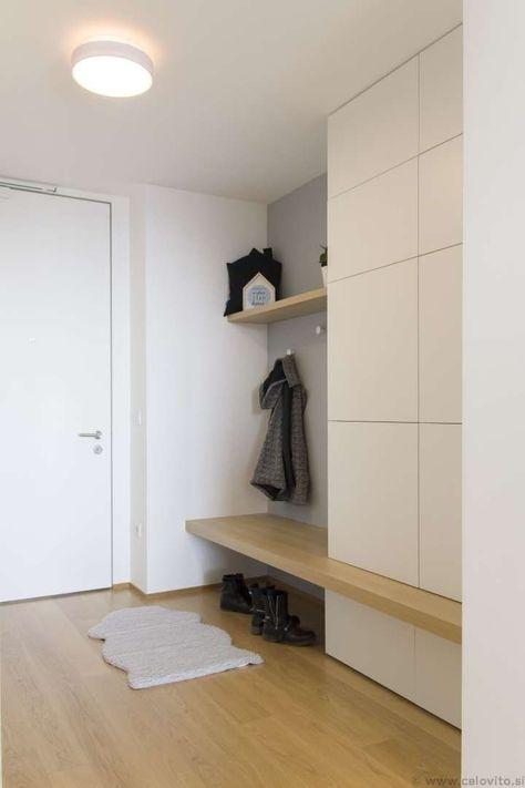 Hallway   installation  Flur   Einbau    Papier Ku #Einbau #flur #Hallway #installation #Kunst #papier