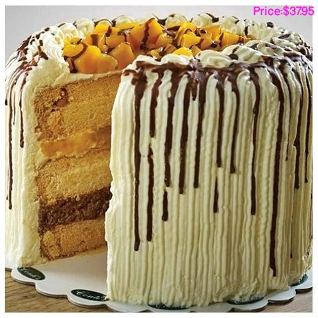 No Celebration Is Complete Without A Cake And When You Are Looking For A Healthy Option For Your Special Ones Mango Cake Recipe Filipino Cake Recipes Desserts