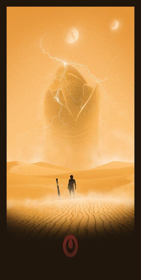 Dune - Shai-Hulud by Marko Manev * New book for me. Hope i like it
